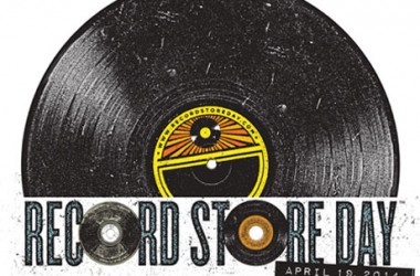 Pie&Vinyl's Announcement for Record Store Day 2014 (Southsea)