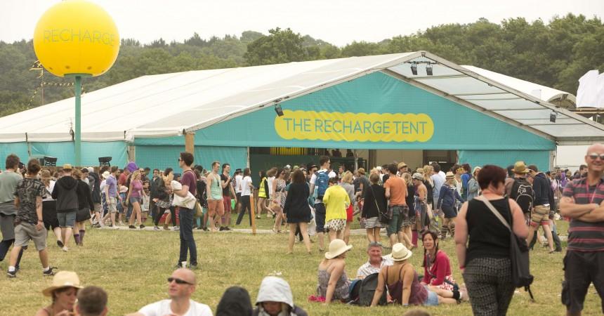 Glastonbury Announce New Festival Phone Charging Solution