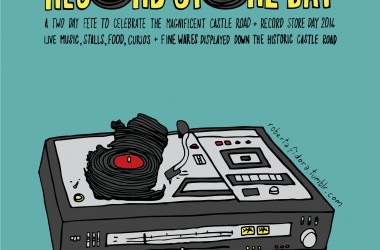 Castle Road Fete & Record Store Day 2014