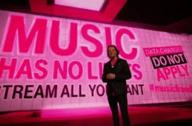 T-Mobile Unveils Stream-As-Much-As-You-Want Music Service