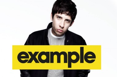 Example Announces Marathon UK Tour