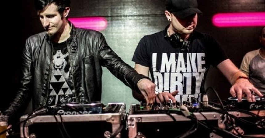 Knife Party Reveal Upcoming Album Track List