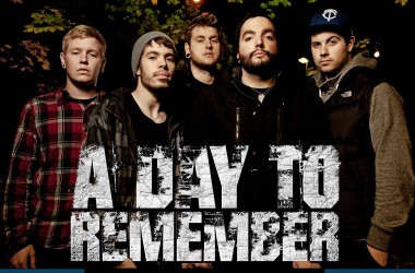 A Day To Remember Confirm UK Tour