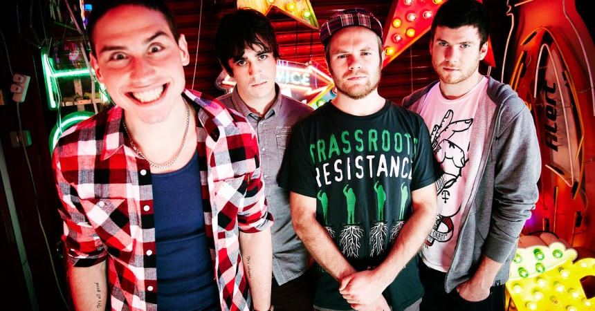 Enter Shikari Announce New Album And UK Tour
