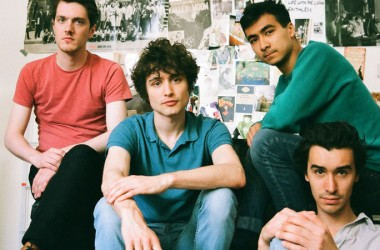 Flyte Interview at Standon Calling 2014