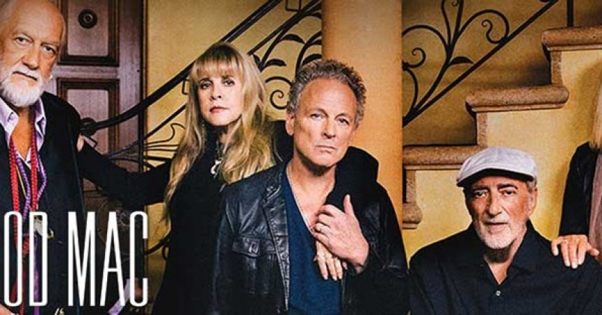 Fleetwood Mac To Headline Isle of Wight Festival
