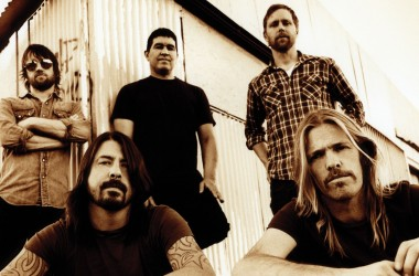 Foo Fighters Confirmed For Glastonbury 2015