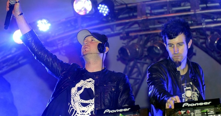 Knife Party Announce Halloween Manchester Show