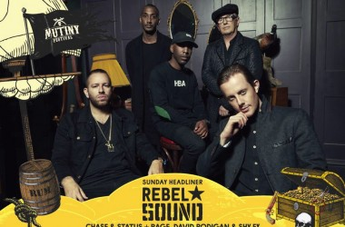 Rebel Sound Announced as Mutiny Festival Sunday Night Headliner
