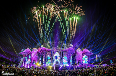 Electric Daisy Carnival 2015 – Tiesto Interview