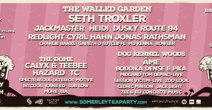 Somerley Tea Party Returns