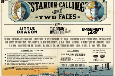 inSYNC's Favourite Small Festival Is Here Again: Standon Calling 2015