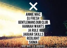 Cardiff's First X Music Festival
