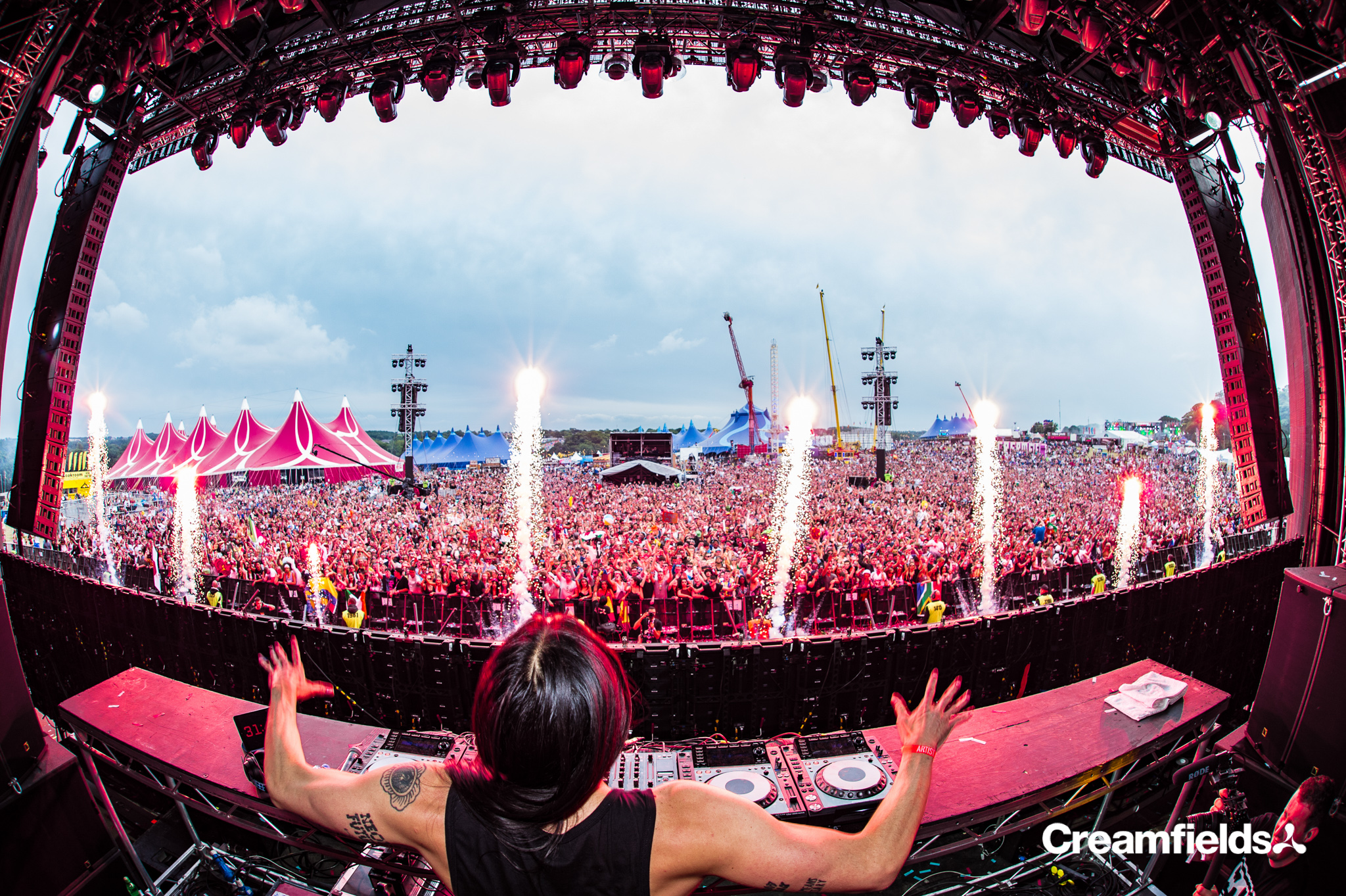 032 - LorenzoTnc - North Stage - Steve Aoki - Sunday