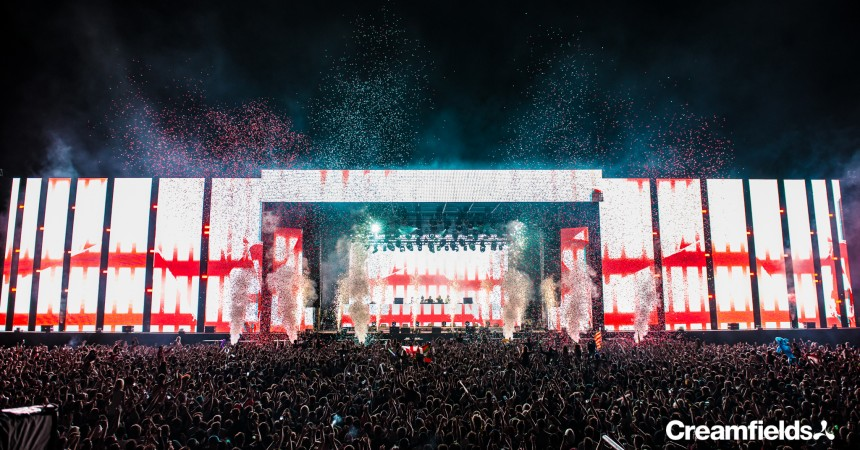 Creamfields 2015: The Best Dance Festival In The UK