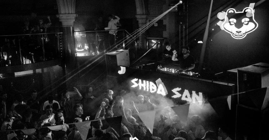 Review: Mumble Sound Present Shiba San & Wilfred Giroux at Halo, Bournemouth