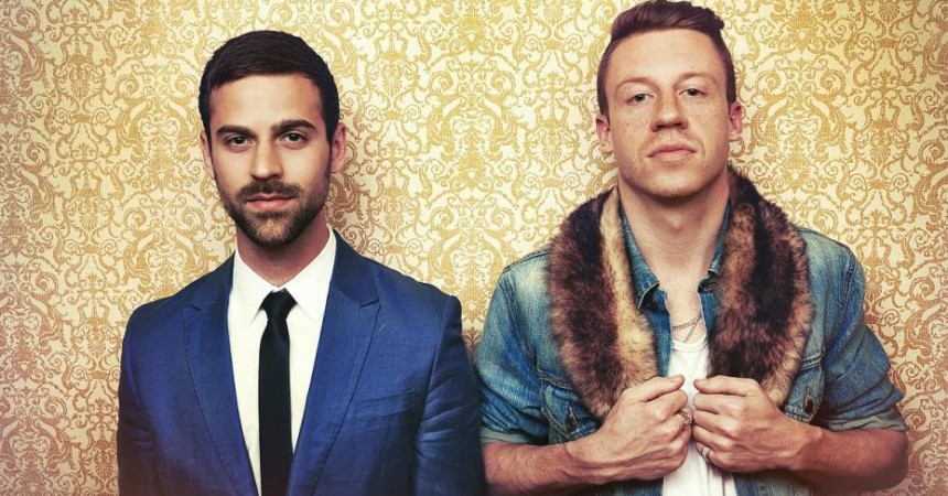 Macklemore & Ryan Lewis Announce 2016 UK Tour