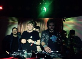 Review: City Limits Presents Suddenly Funk with Horse Meat Disco