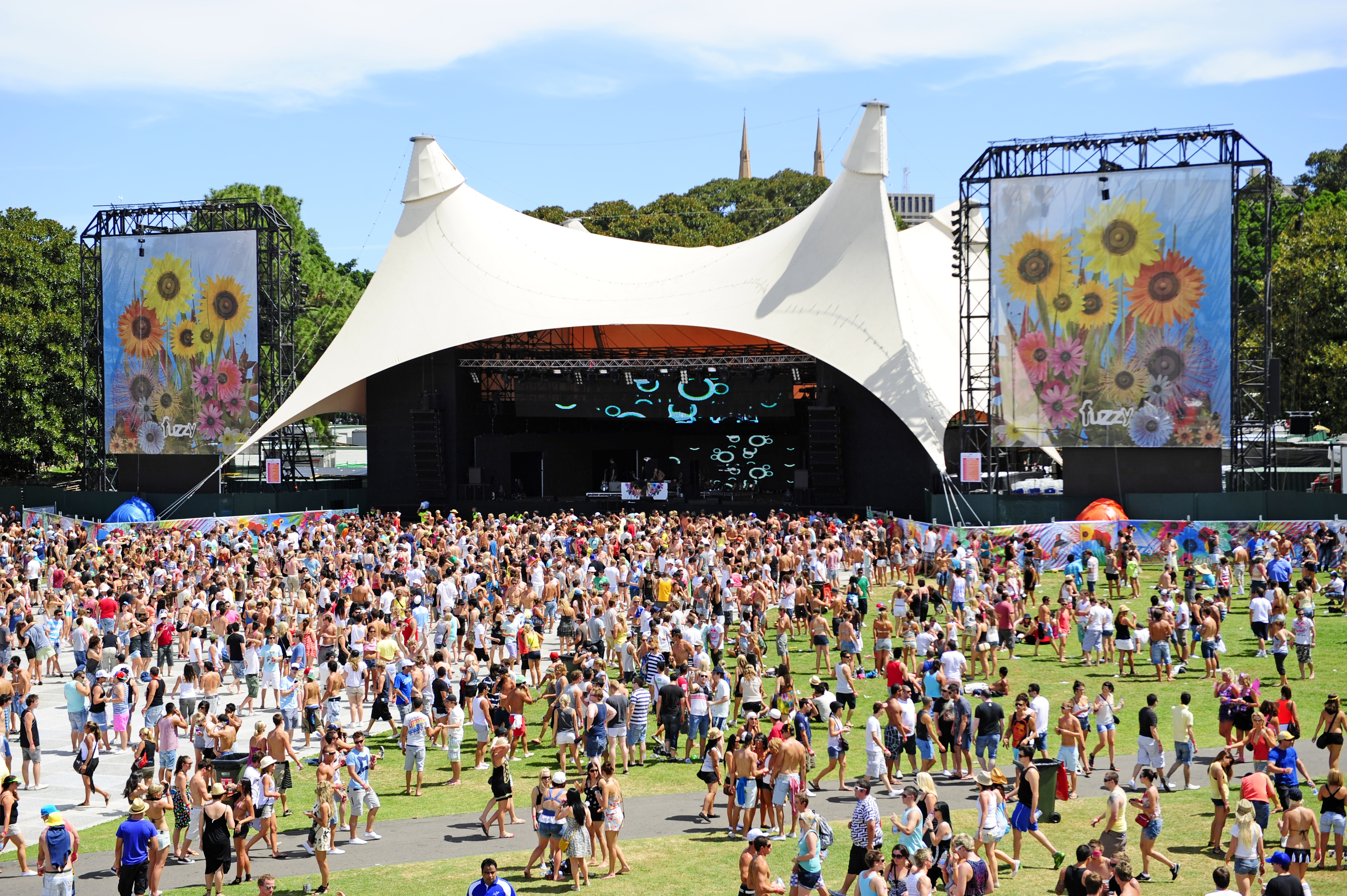 Image result for field day images music fest