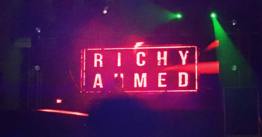 Review: Richy Ahmed at Halo, Bournemouth