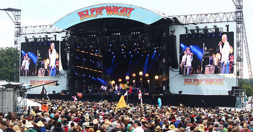 Stereophonics and Faithless Announced as Isle of Wight Festival Co-Headliners