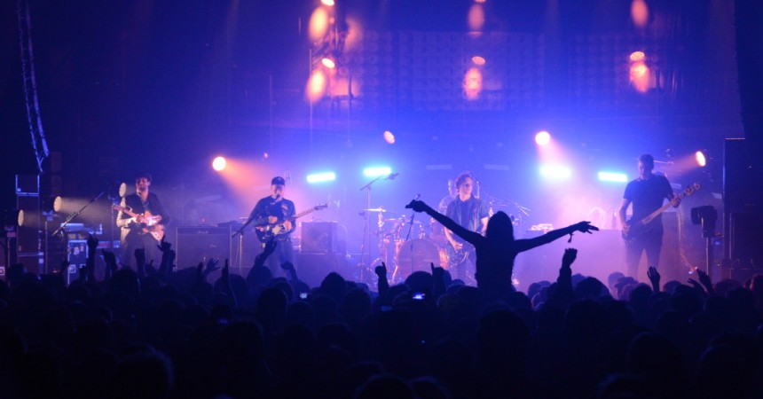The Maccabees at The O2 Guildhall, Southampton