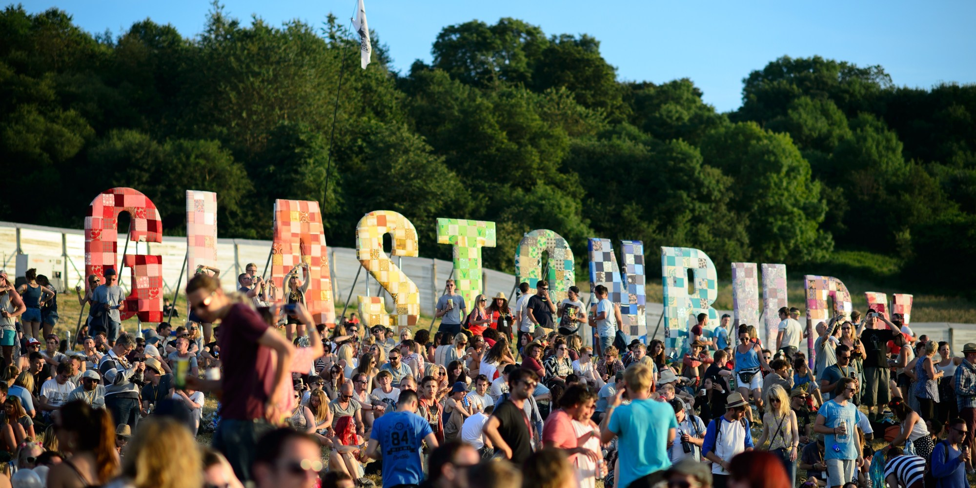 BRITAIN - ENTERTAINMENT - MUSIC - GLASTONBURY