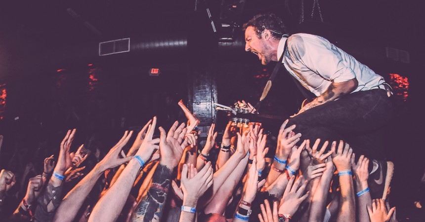 Frank Turner To Play 2016's BBC 6 Music Festival In Bristol
