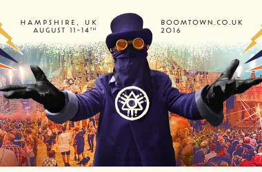 Boomtown Announce First Wave Of Acts For 2016 Festival