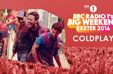 Radio 1's Big Weekend Announced for Exeter