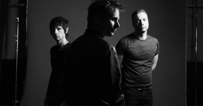 Muse Announced for Glastonbury Friday Night