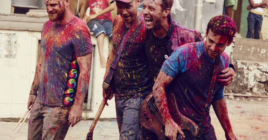 Coldplay Announced as First Glastonbury Headliner
