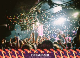 Review: Foreverland's 1st Birthday Party at The Old Fire Station, Bournemouth