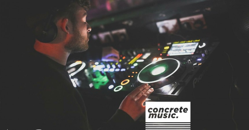 Concrete Music Welcomes Eats Everything To Portsmouth