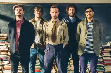 Kaiser Chiefs Announce Summer Show at Cardiff's SSE Swalec Stadium
