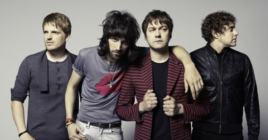 Kasabian Announce Intimate Shows in Bridlington and Swindon