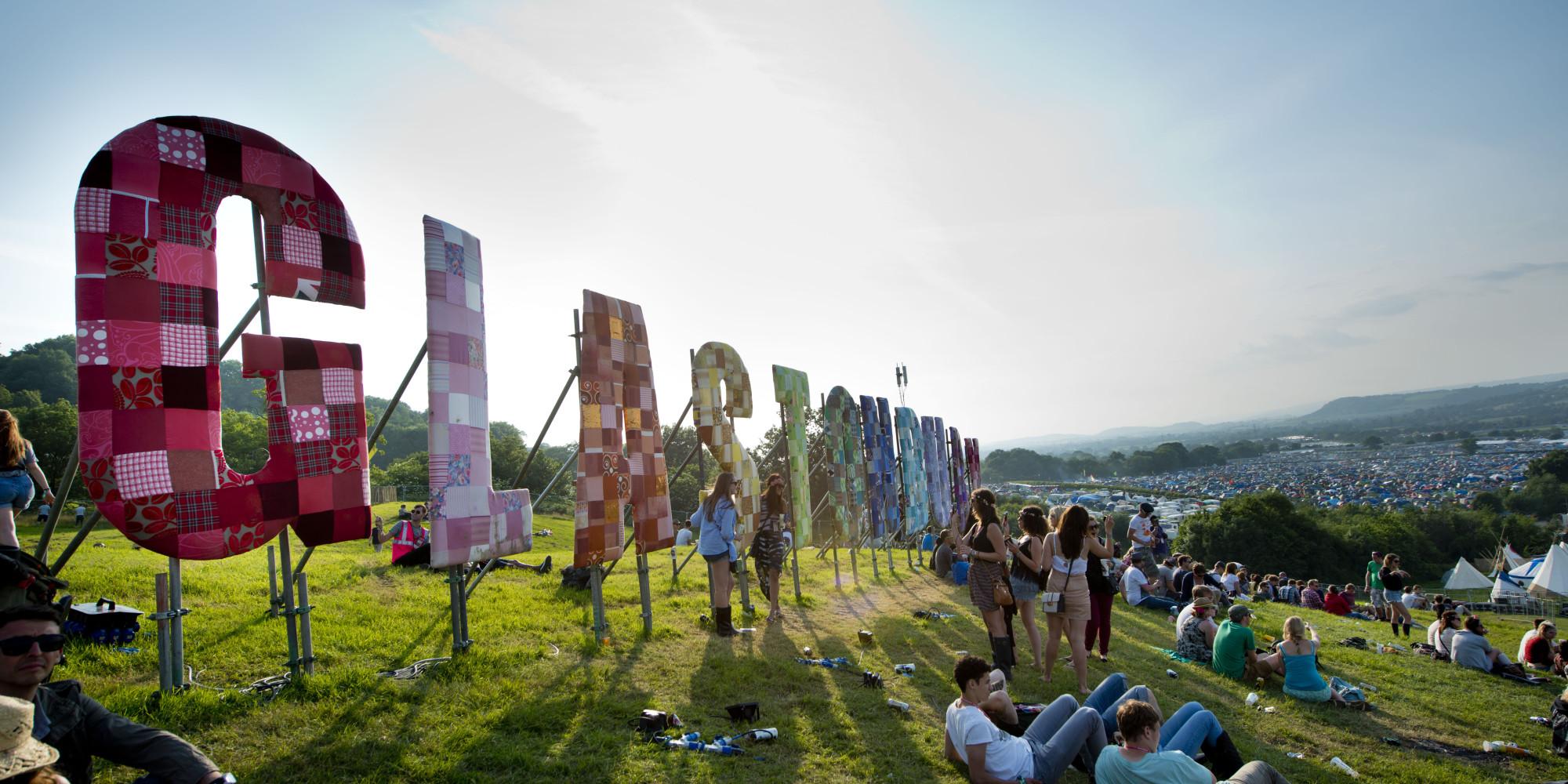 Glastonbury Festival 2013 - Day 1