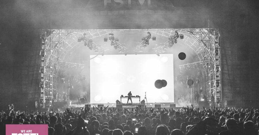 Essex's Favourite Party: We Are FSTVL 2016