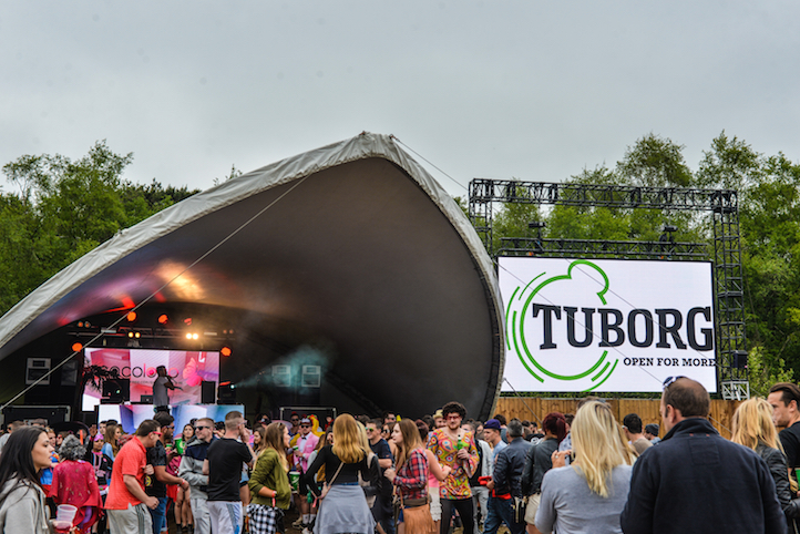Tuborg Screen