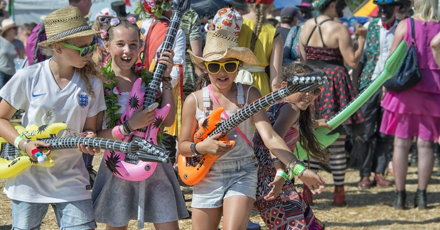 Wickham Festival: Hampshire's Favourite Family-Friendly Affair Is Just Around The Corner