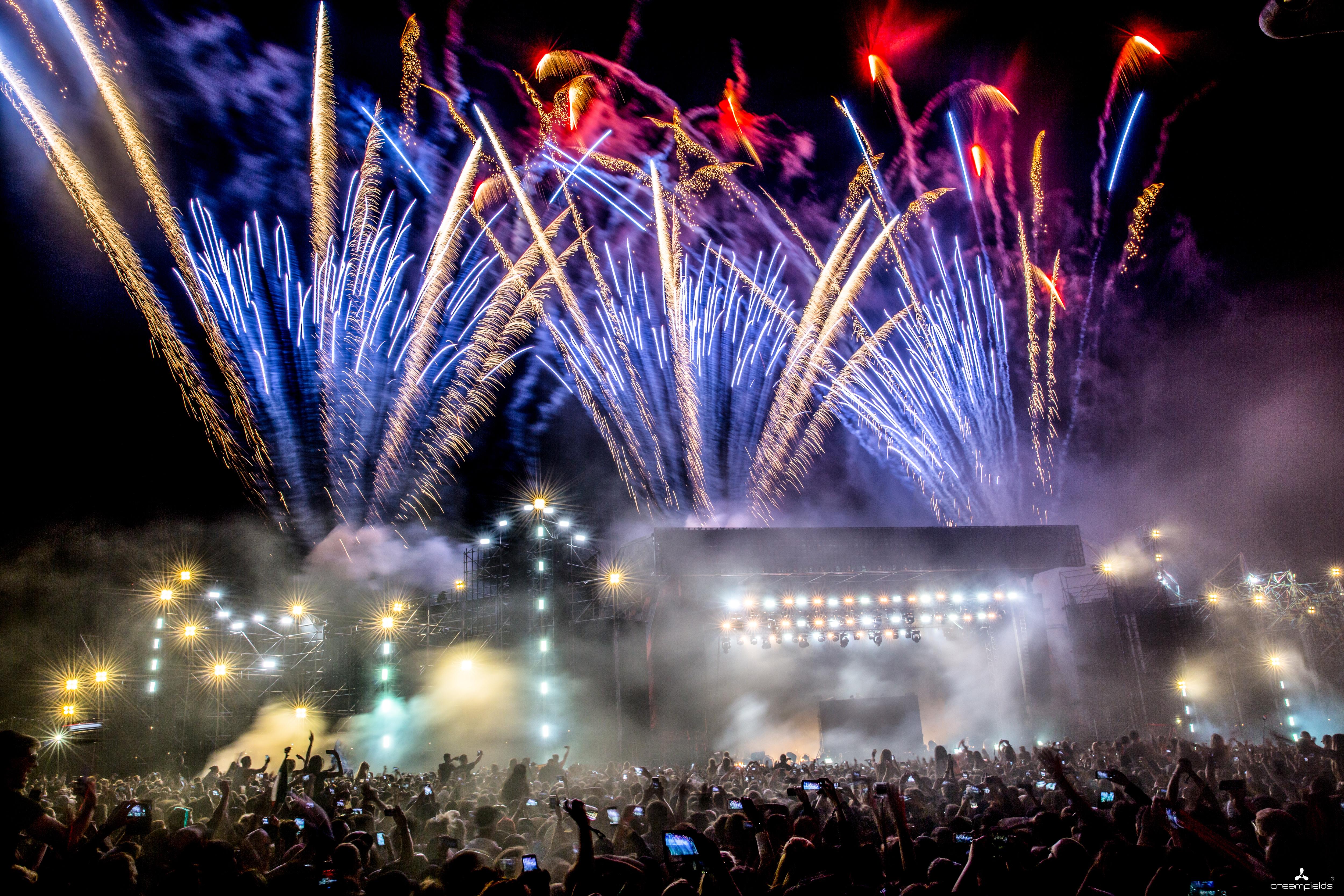 Creamfields 2016_Charlie Raven