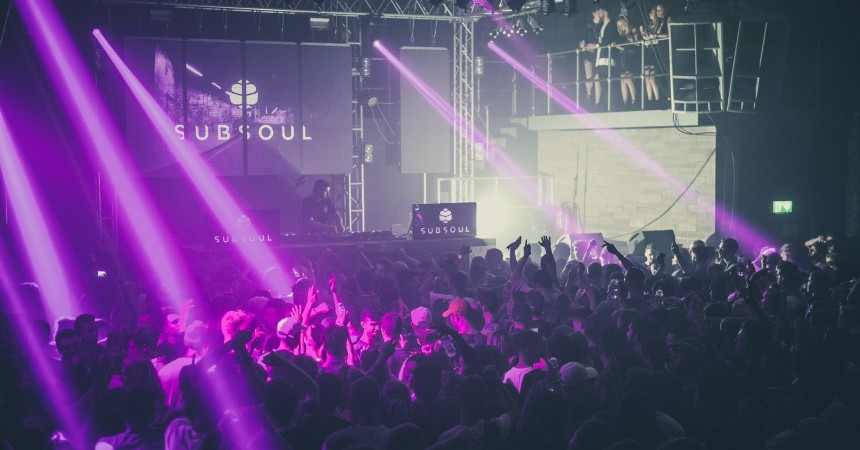 Subsoul (In:Motion Series) at Motion, Bristol