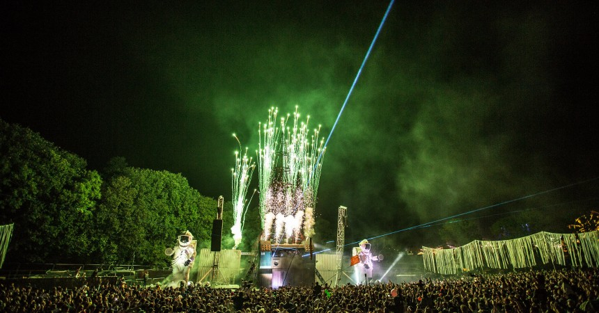 Bestival Announces Site Move