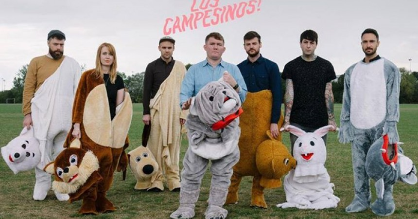 inSYNC's 'Needed' Track of the Week: '5 Flucloxacilin' by Los Campesinos!