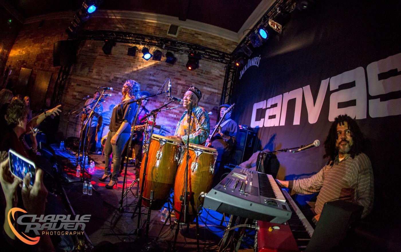 The Fatback Band Canvas Bournemouth UK
