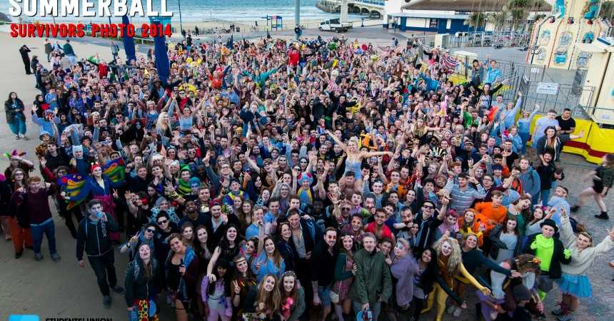 Bournemouth University Summer Ball Boasts Best Ever Lineup