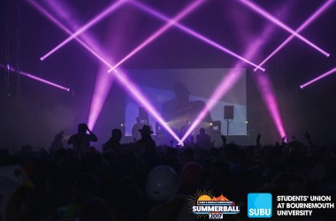 Bournemouth University Summer Ball: The UK's Best Uni Party