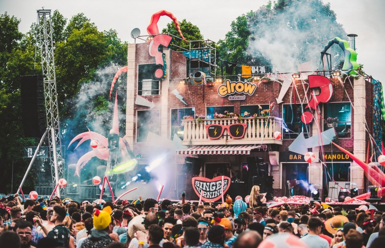 Review: Elrow Cardiff