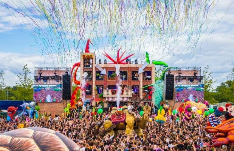 Review: elrow in London