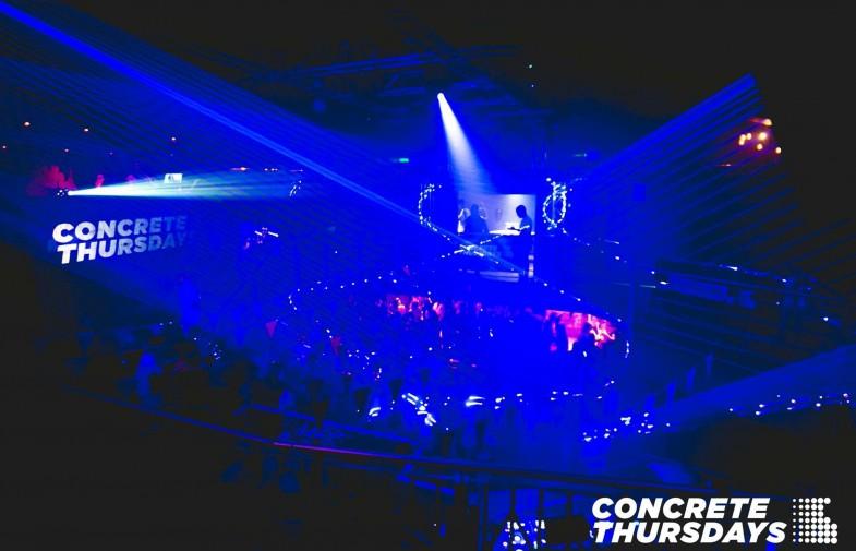 Concrete Music Presents DJ Q at The Astoria, Portsmouth